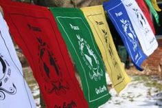 Dharmashop.com - World Peace Flags, $16.00 (http://www.dharmashop.com/products/World-Peace-Flags.html)