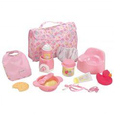 ¡Corolle sabe que las muñecas son importantes para los niños en cada etapa de su desarrollo, diseña sus muñecas y accesorios por la forma en la que ellos juegan!