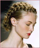 Neue Mode Frisuren: Haar Tutorial: Wie stylt man ein Zwirbelzopf?