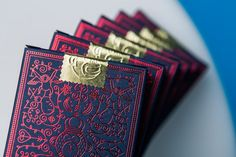 MailChimp Playing Cards by Fuzzco » Retail Design Blog