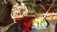 Markt in Takayama