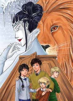 Narnia by TriaElf9★