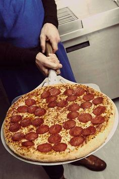 Have you tried our Pepperoni Passion?...