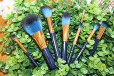 Travel Brushes, Vegan Makeup, Vegan Beauty, Brush Set, Cruelty Free, Makeup Brushes, Skincare, Face Brush Set, Skincare Routine