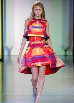 Peter Pilotto gana el BFC / Vogue Designer Fashion Fund 2014