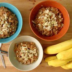 Dzisiejsze śniadanie - owsianka z marchewką Oatmeal, Grains, Breakfast, Fit, The Oatmeal, Morning Coffee, Shape, Rolled Oats, Seeds