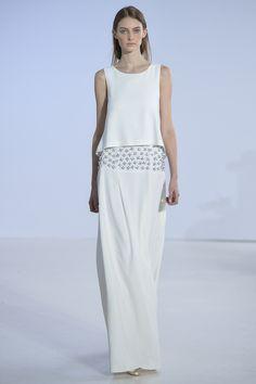 Philosophy by Natalie Ratabesi - New York Fashion Week - S/S 2014