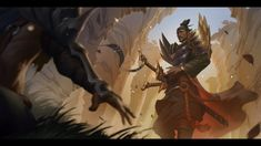 Legends of Runeterra Splash Art - Imgur