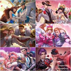 Arena of valor VS Mobile legends Mlb Wallpaper, Mobile Legend Wallpaper, Mobiles, Miya Mobile Legends, Alucard Mobile Legends, Moba Legends, Fantastic Wallpapers, Cute Couple Wallpaper, Legend Games