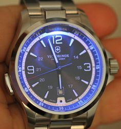 Swiss Army Victorinox Night Vision Watch Review