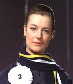 Rachel Herbert as Number Two in The Prisoner History Of Television, Emma Peel, Pink Minnie, Weird Stories, Great Films, Number Two, Tv Series, Avengers, Test Card