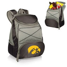 Use this Exclusive coupon code: PINFIVE to receive an additional 5% off the University of Iowa PTX Black Backpack Cooler at SportsFansPlus.com