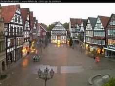 Marktplatz Rinteln - Germany...private city tour was so interesting
