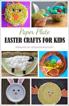 Top 10 Paper Plate Easter Crafts for Kids