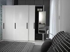 Výsledek obrázku pro moderní vestavěná skříň Tall Cabinet Storage, Divider, Room, Furniture, Home Decor, Bedroom, Decoration Home, Room Decor, Rooms