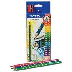Lyra Groove Slim Colored Pencils 1