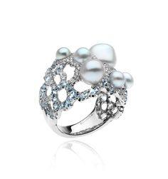 Autore Pearls. Essential ring...♡