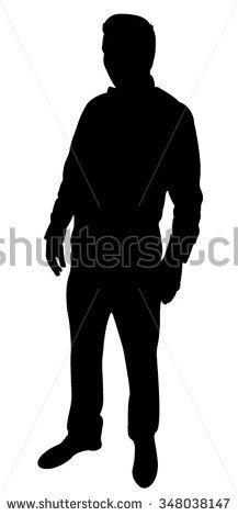 jewish old man silhouette - Google Search