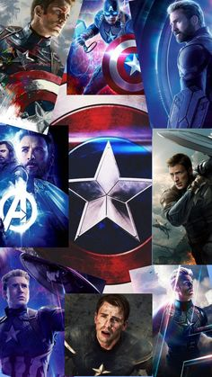 Wallpaper Captain America