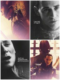 #Marvel #Loki Laufeyson #I am Loki of Asgard