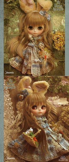 Куклы Pullip (Jabawocks)