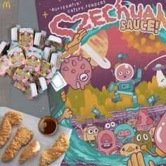FOX NEWS: McDonalds customer spotted selling Szechuan sauce-dipped McNuggets for $10 apiece
