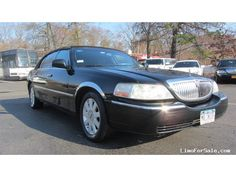 Used 2006 Lincoln Town Car L Sedan Limo  - Commack, New York    - $5,900