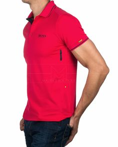 d302b84f07fac 191 Best Hugo boss polo shirt images in 2018 | Men fashion, Menswear ...