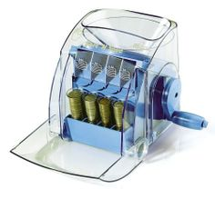 Royal Sovereign Sort 'N Save Manual Coin Sorter,