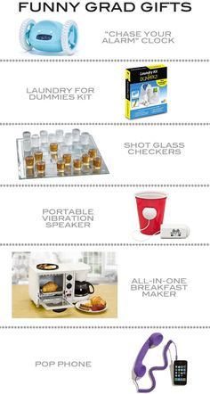 Graduation Gift Ideas: Just For Laughs