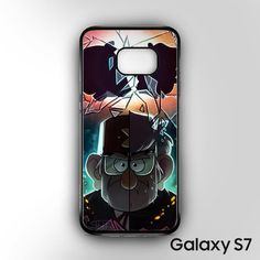 The Grafity Falls AR for Samsung Galaxy S7 phonecases