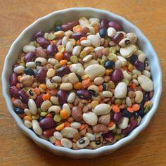Healthy Multi-Bean Soup