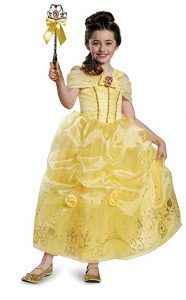 Disguise Belle Prestige Disney Princess Beauty & The Beast Costume, Product Includes: Dress with cameo. Disney Princess - Beauty & The Beast. Kids Costumes Girls, Toddler Costumes, Girl Costumes, Halloween Costumes For Kids, Pirate Costumes, Princess Belle Costume, Princess Dress Up, Princess Beauty, Beauty And The Beast Costume