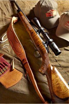 Beautiful Custom Rifle