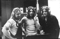 Terry Kath, Robert Lamm, Peter Cetera