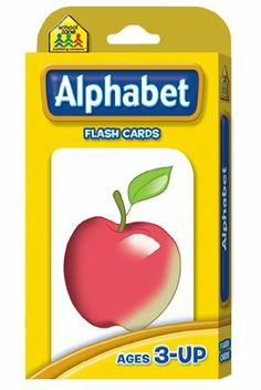 School Zone 4001 Alphabet Flash Cards by SCHOOL ZONE PUBLISHING. $13.64. Involve your child in the joy of learning the ABC's. Our Alphabet flash cards bring skills such as memory, listening, and movement into each fun-filled lesson. Children will get to know phonics and be able to connect letter sounds with objects: K is for K