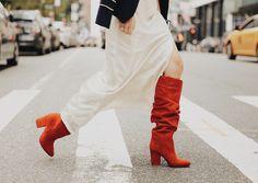 Hot Shoe Alert: Nine West Scastien Slouchy Boots Review