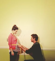 One Tree Hill - Brulian - Julian Baker (Austin Nichols) and Brooke Davis (Sophia Bush)
