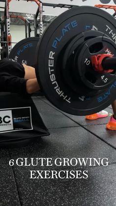 Buttocks Workout, Slim Waist Workout, Butt Workout, Women's Fitness, Fitness Goals, Glute Isolation Workout, Weight Loss Workout Plan, Weight Training, Leg Day Workouts