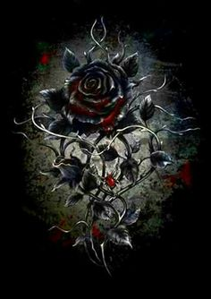 By Artist Unknown. Wallpaper… By Artist Unknown… Gothic Wallpaper, Heart Wallpaper, Cellphone Wallpaper, Galaxy Wallpaper, Flower Wallpaper, Wallpaper Backgrounds, Gothic Fantasy Art, Beautiful Fantasy Art, Fantasy Kunst