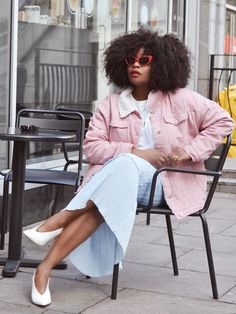 What To Wear If Youre In The Mood For Color Cute Jean