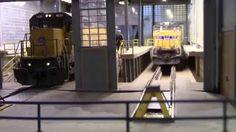 Plastico treni Nord Americani   5