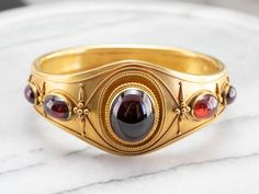 Crystal Earrings, Crystal Jewelry, Silver Jewelry, Antique Jewelry, Vintage Jewelry, Jewelry Sets, Fine Jewelry, Grandmother Jewelry, Garnet Gem