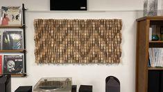 Tasselli in faggio massello Roman Shades, Audio, Curtains, Home Decor, Blinds, Decoration Home, Room Decor, Draping, Home Interior Design