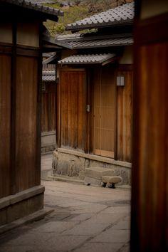 石塀小路(ishibe-kouji) KYOTO,JAPAN