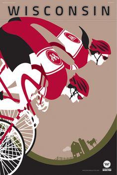 Mugs - Bike Parade Bottom