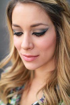 AMICI PER AMICI: Look e maquiagem 5º dia SPFW