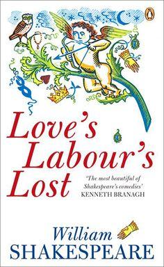 Shakespeare's Love's Labour's Lost. #reading #books #shakespeare