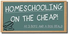 Homeschool Weekly Round-up