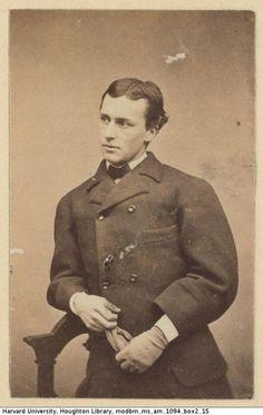Henry James, via Harvard.